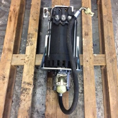 Pump motor for Atlet