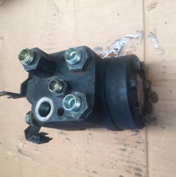 Steering control valve