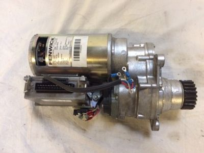Steering motor with LES-36/10LS05