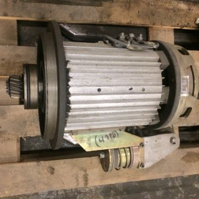 Drive Motor for Jungheinrich