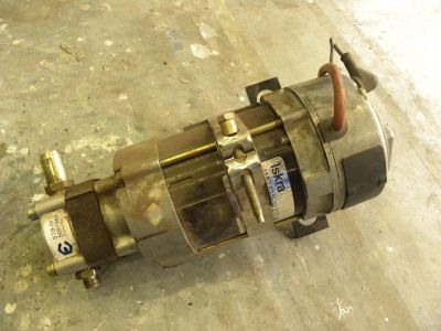 Hydraulic pump for jungheinrich