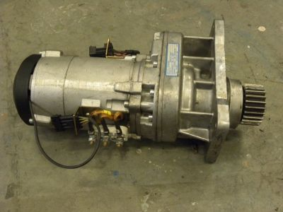 Steering unit for Jungheinrich
