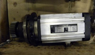 Steering motor for Caterpillar
